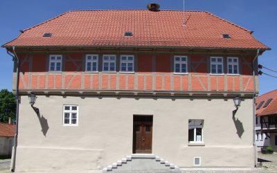 Sanierung Rathaus Harsleben