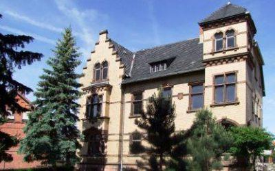 """Umnutzung der """"Villa Bianca"""" in Dingelstedt am Huy"""
