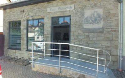 Treffpunkt mit Dorfcafé im Schachdorf Ströbeck