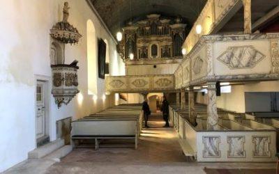 "Sanierung Kircheninnenraum ev. Kirche ""St. Sixti"" Badersleben"