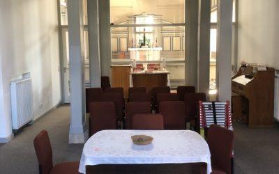 Sanierung Kirche Sargstedt