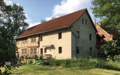 Wiederbelebung der Wichhäuser Mühle (3. BA)