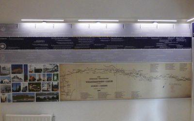 Aufstellung Infotafeln sowie Erneuerung der Beleuchtungsanlage im Heimatmuseum in Dedeleben