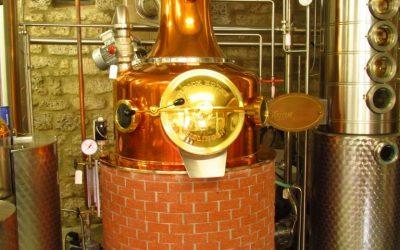 Erweiterung Brennkapazität der Demmel & Cie. Manufaktur durch Anschaffung einer neuen Destille für Edel-Kornbrände