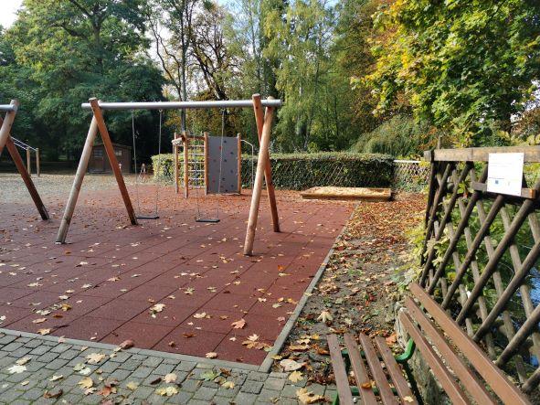 """Spielplatzsanierung und –erweiterung an der Grundschule """"Albert Klaus"""" Badersleben"""