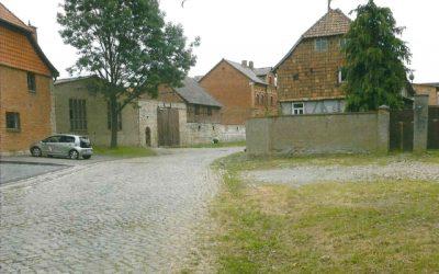 Neugestaltung des Kirchplatzes zur mobilen Nahversorgung im Ortsteil Rohrsheim